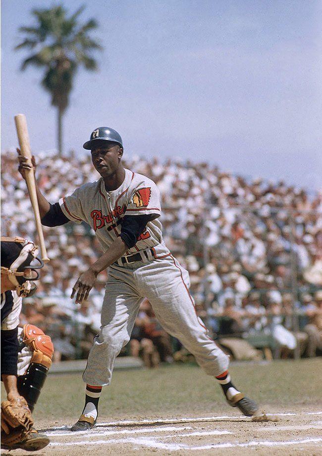 Photo of SI's Best Photos of Hank Aaron