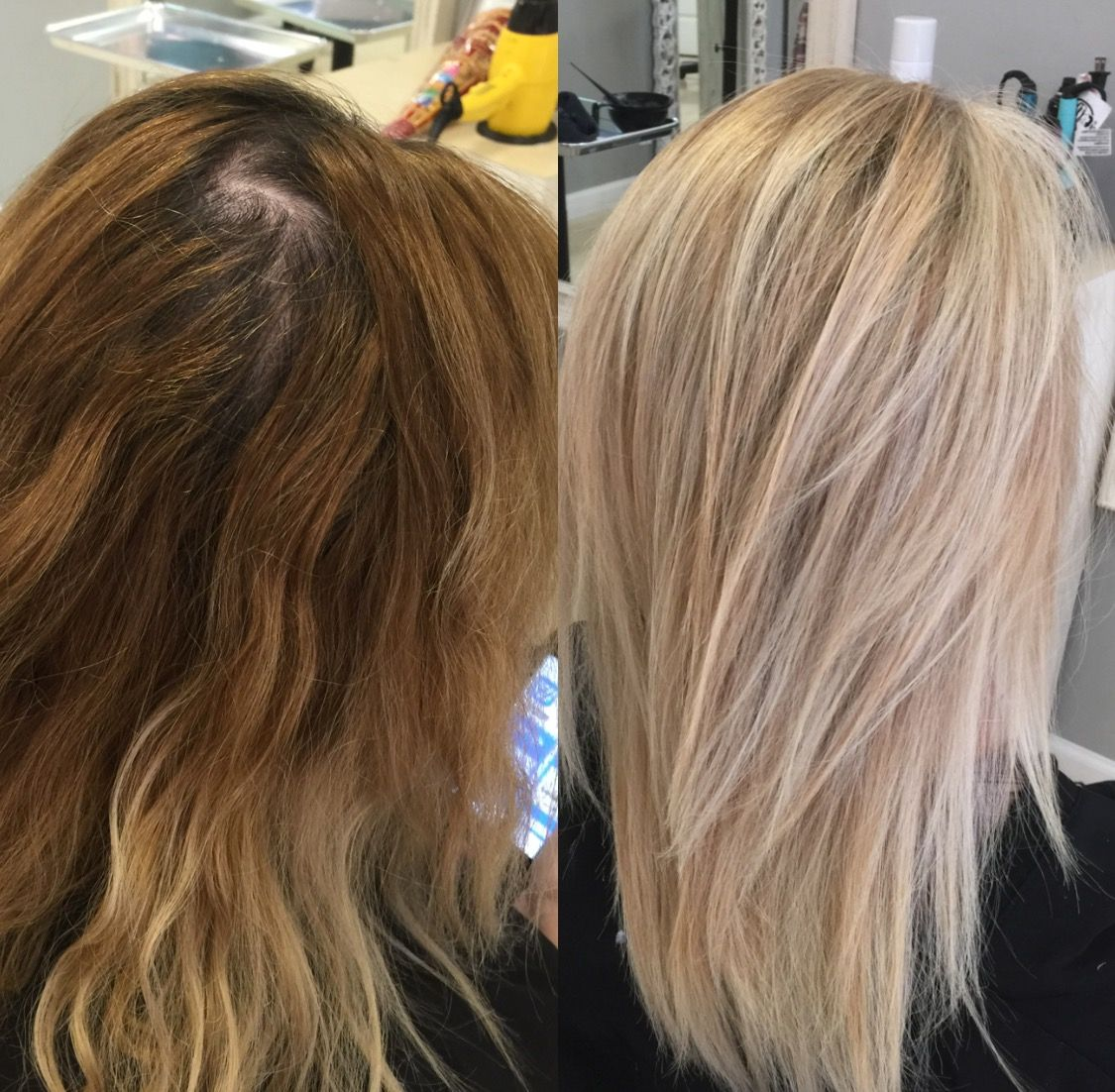 Color Correction Going Going Blonder Career Wella T18