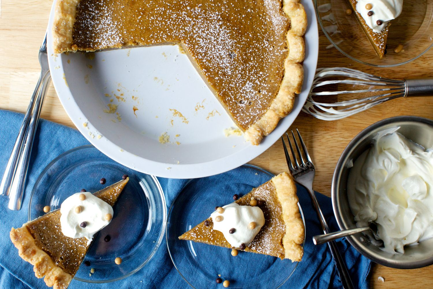 Butterscotch chess pie | Recetas: something sweet | Pinterest ...