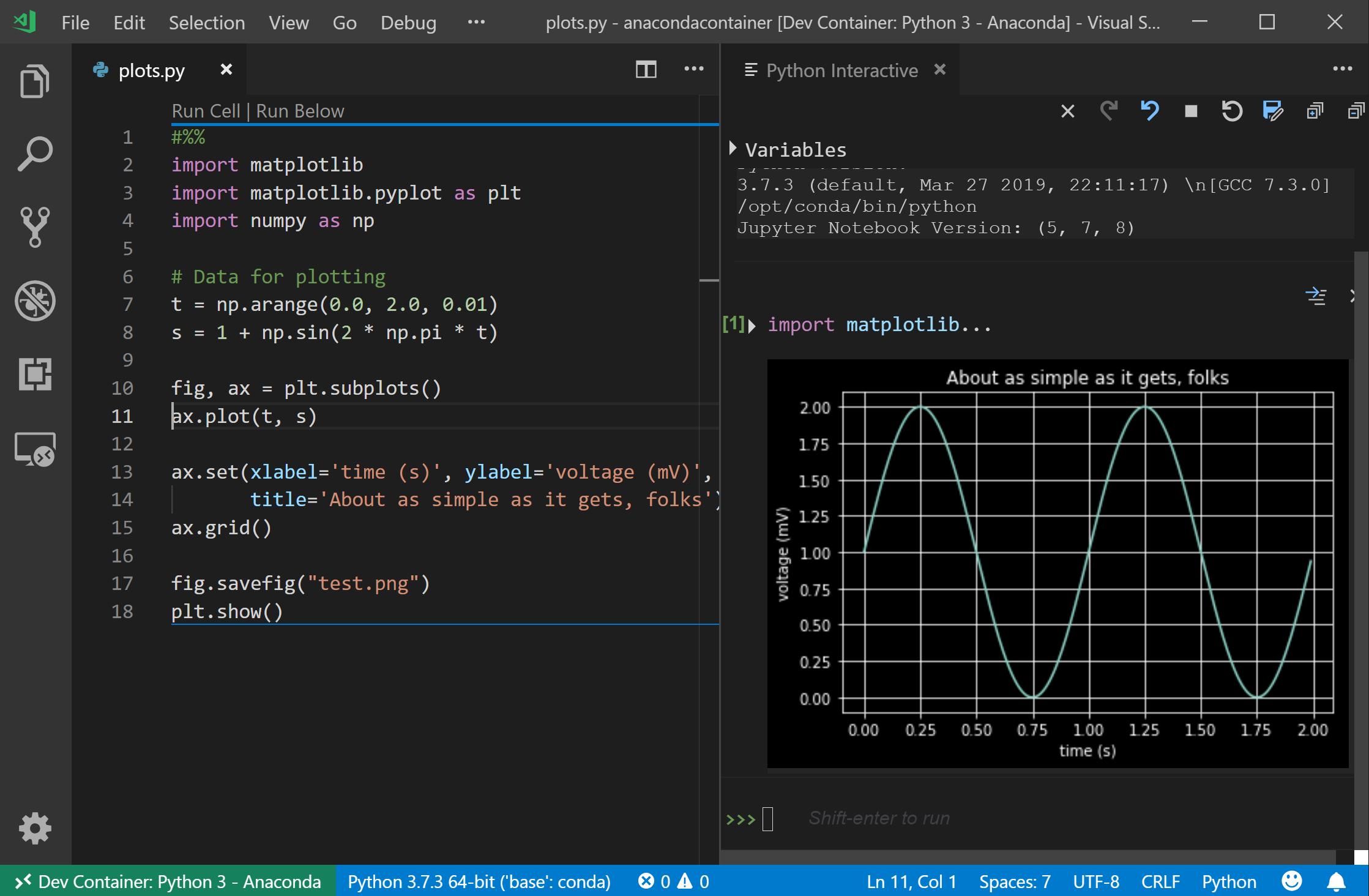 Remote Python Development in Visual Studio Code | Tech