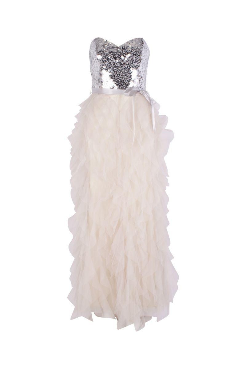 Evening dresses fifi long dress in nude eileen kirby love