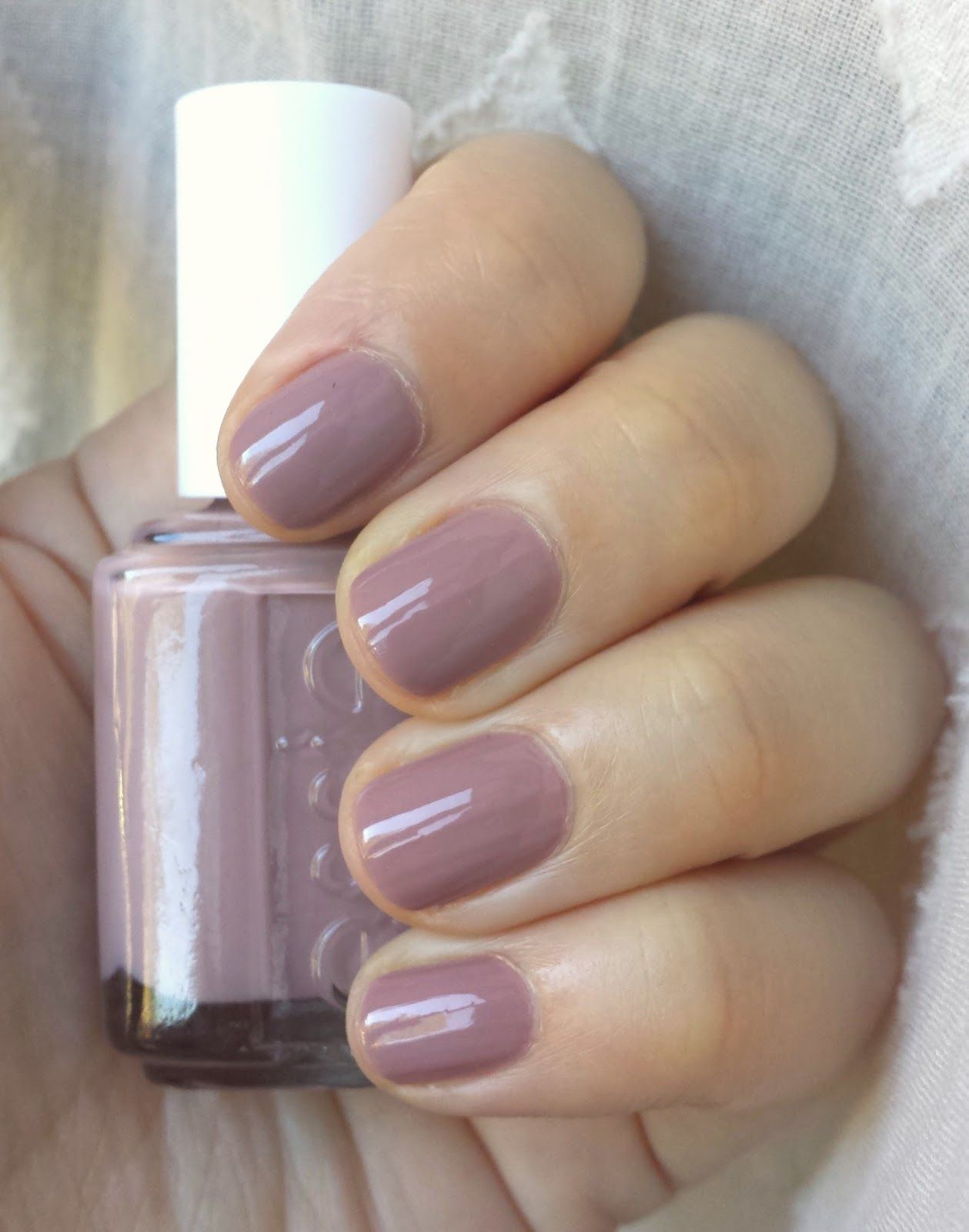 Polish or Perish: First Day at Work: Essie Lady Like | Nails ...