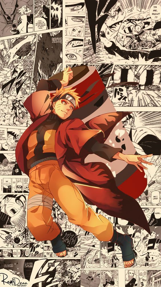 Join Naruto fandom on thefandome.com to find out more interesting fan arts about it. #narutowallpaper