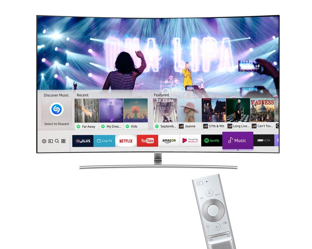 Shazam! Samsung Smart TV now gets music identification