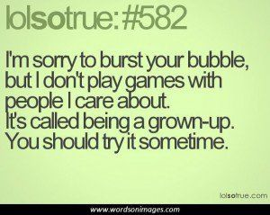 Sarcastic Quotes About Immature People Quotesgram Mind Games Quotes Immaturity Quotes Game Quotes