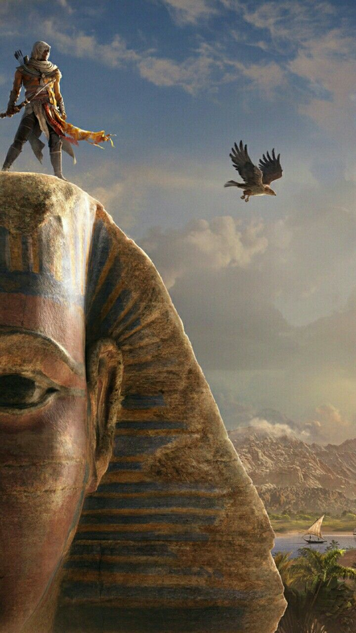 Assassin S Creed Origins Wallpaper Assassin S Creed Wallpaper Assassin S Creed Assassins Creed Art