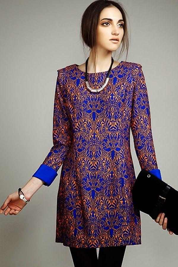 Vestidos de moda | Colección de Temporada | Vestidos | Pinterest ...