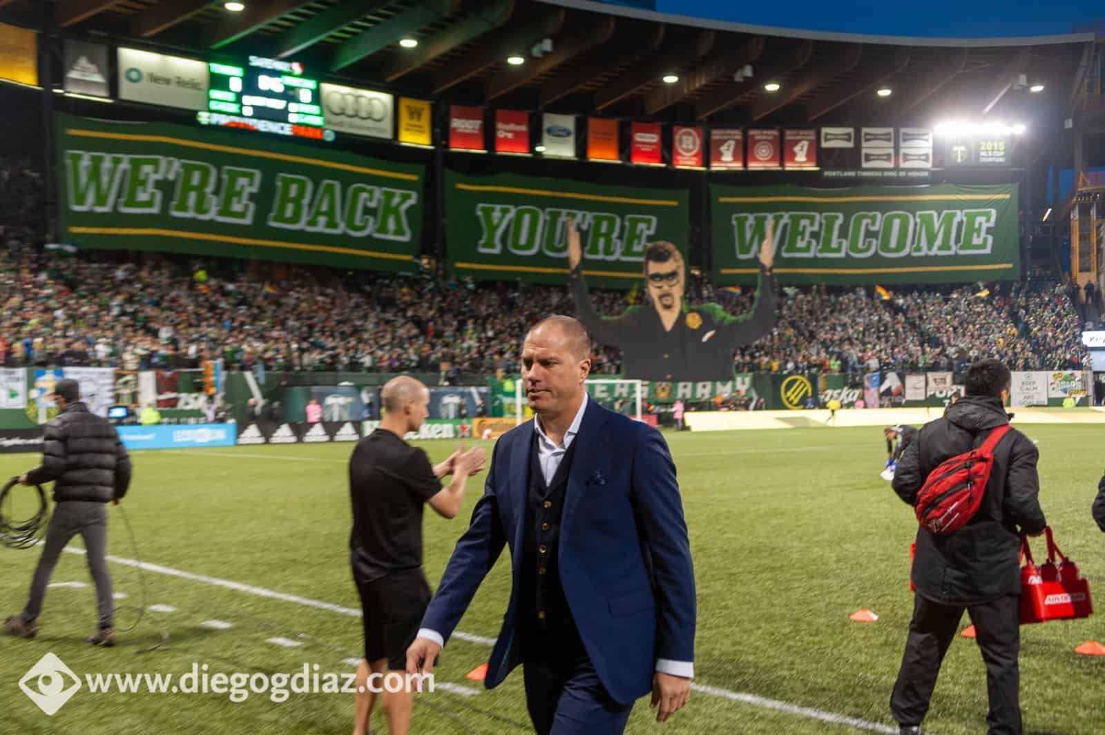 Timbers roster shaping up for 2019 Major league soccer