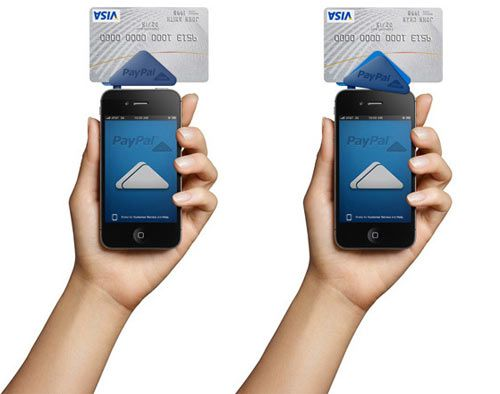 Paypal here mobile credit card reader credit card readers and paypal here mobile credit card reader design milk colourmoves
