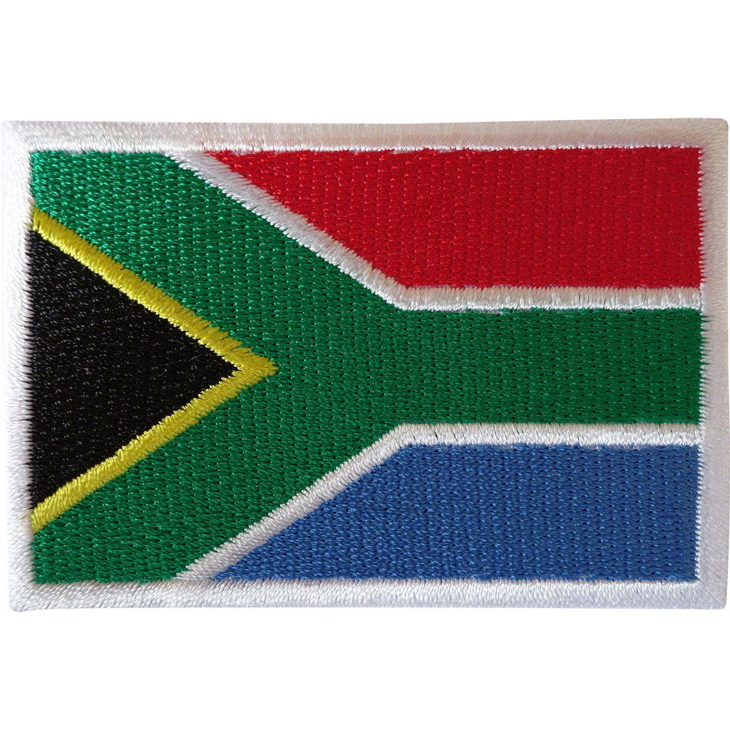 Democratic Republic of the Congo Flag Patch Iron Sew On Africa Embroidered Badge