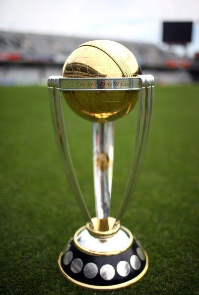 Cricket World Cup 2015 World Cup Trophy Cricket World Cup World Cup