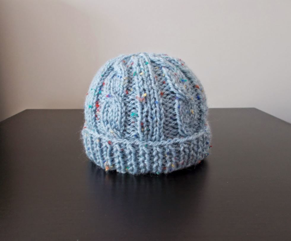 Birthday Cake Knit Baby Hat | Knitted baby, Baby hats and Birthday cakes