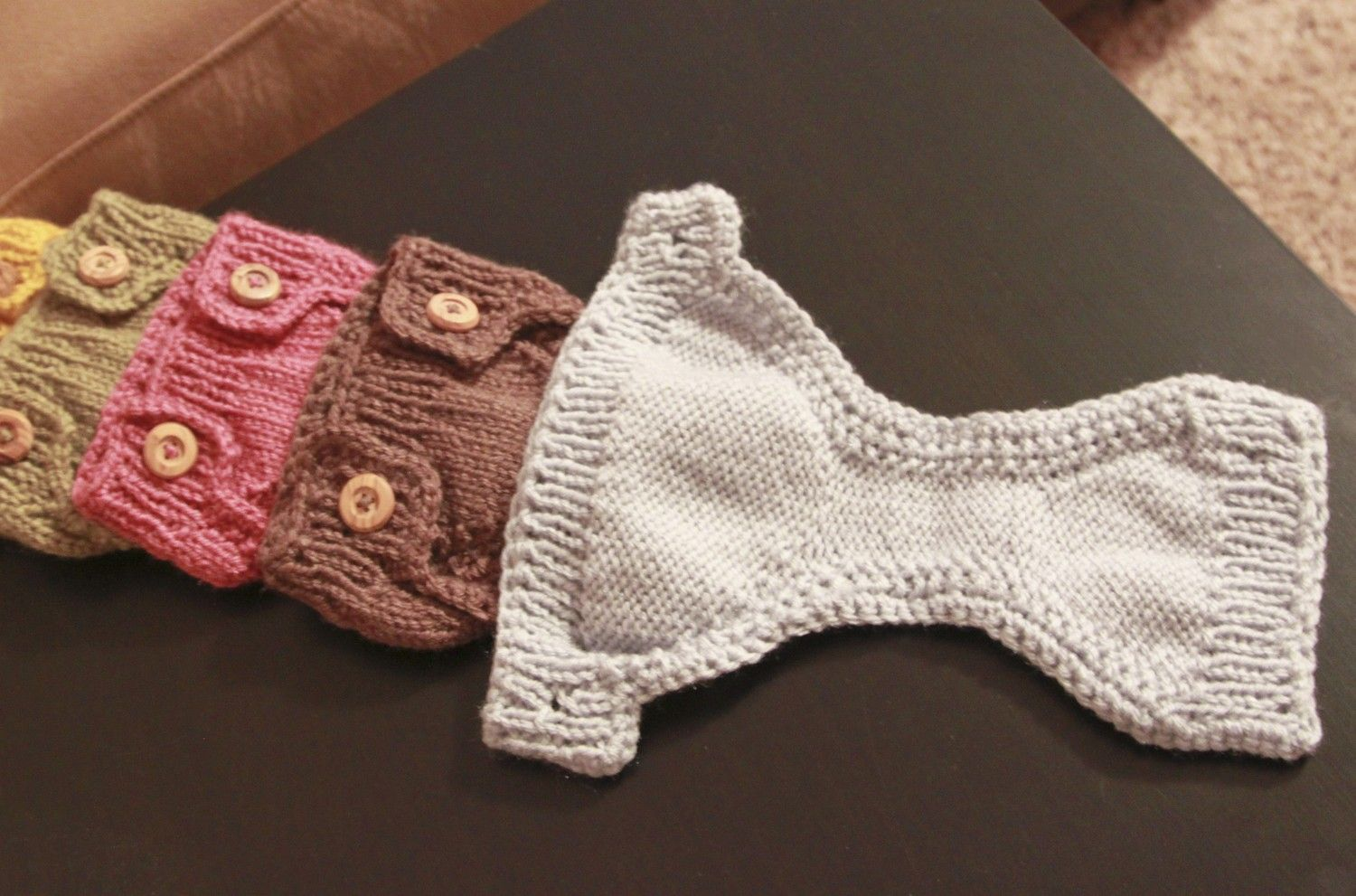 Baby Diaper Cover Knitting Pattern | Knitting patterns, Diapers and ...
