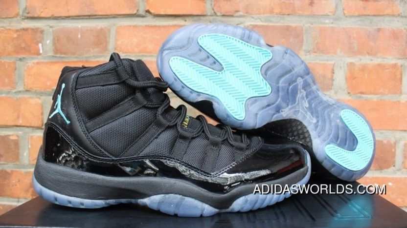 new product 690ad 89c60 Air Jordan 11 Gamma Blue Black Blue Women Shoes And Men Shoes Retro 11 Gamma  378038-006 Top Deals