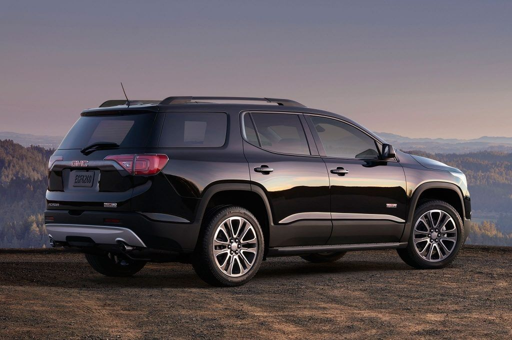 New 2019 Gmc Acadia Towing Capacity Release Car Gallery Best