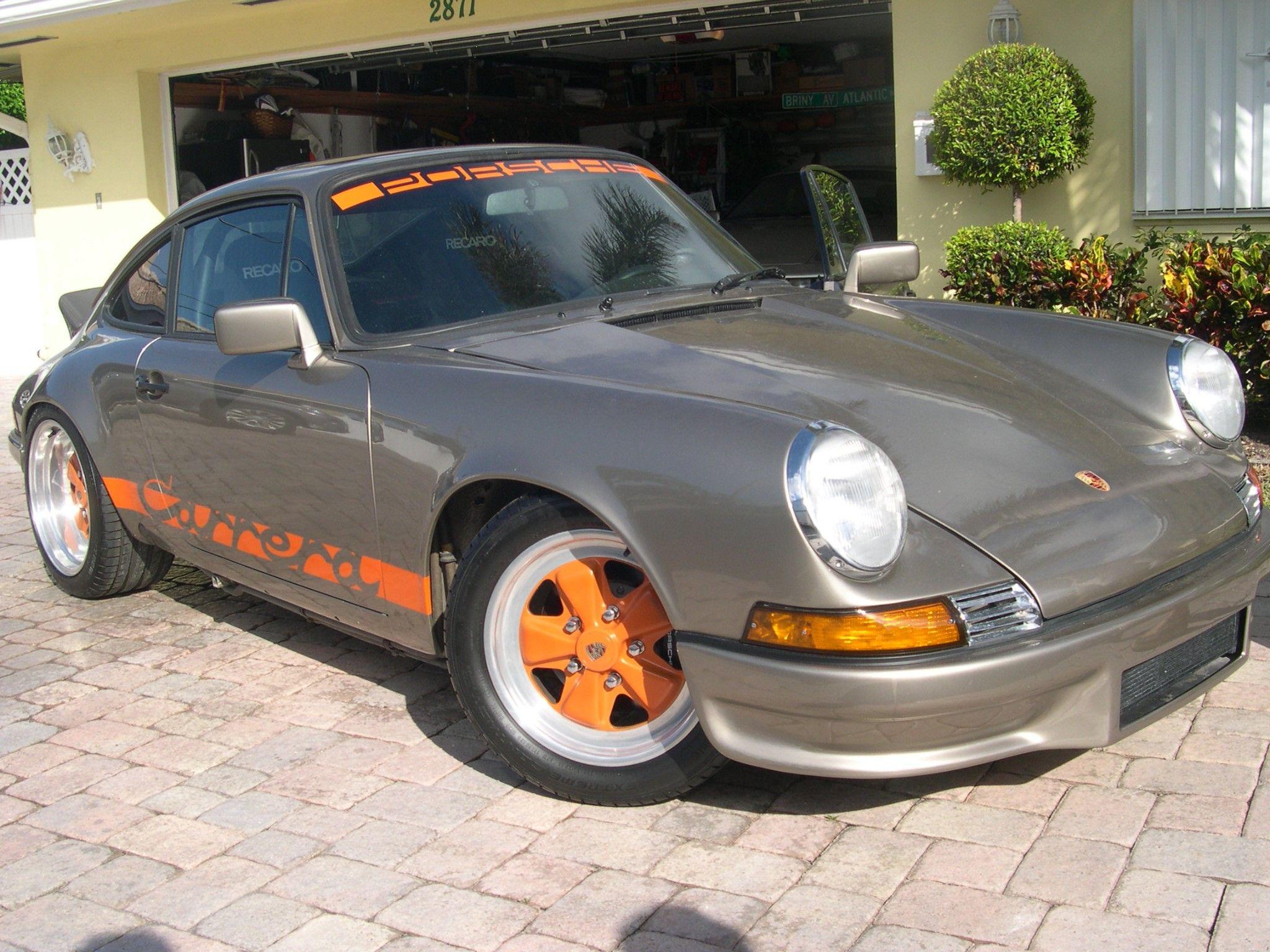 3.6L 1982 Porsche 911SC Hot Rod for sale on BaT Auctions - ending ...