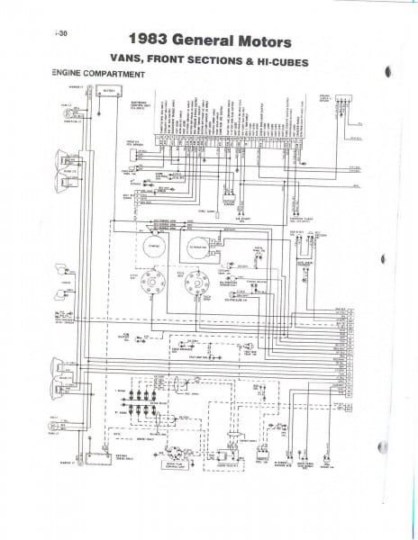 Fleetwood Motorhome Chassis Wiring Diagrams
