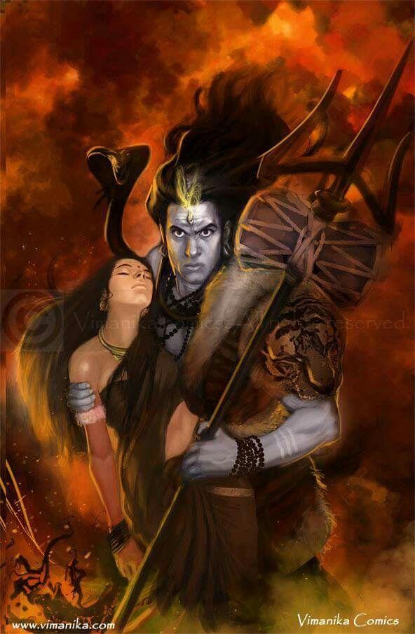 Shubham 3d Wallpaper Mata Sati And Mahadev ॐ Shiva Shakti ॐ Pinterest