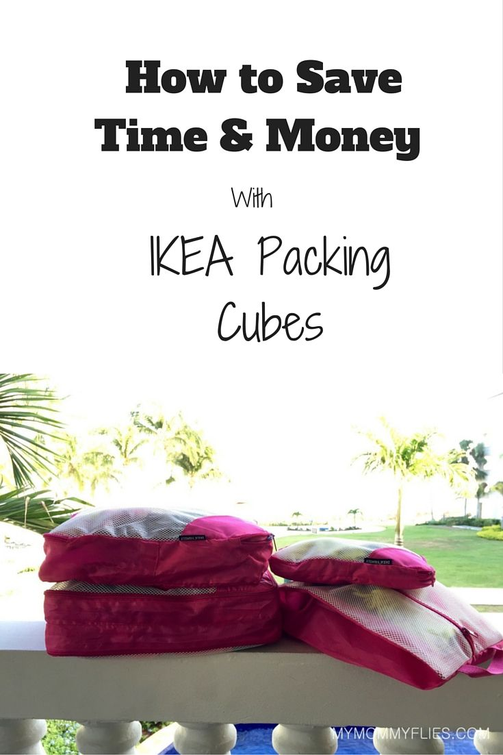 how to save time and money with ikea packing cubes packing cubes cube and wanderlust. Black Bedroom Furniture Sets. Home Design Ideas