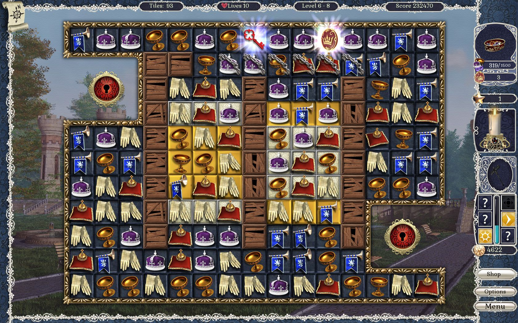 Jewel Match Royale Collector´s Edition WildTangent