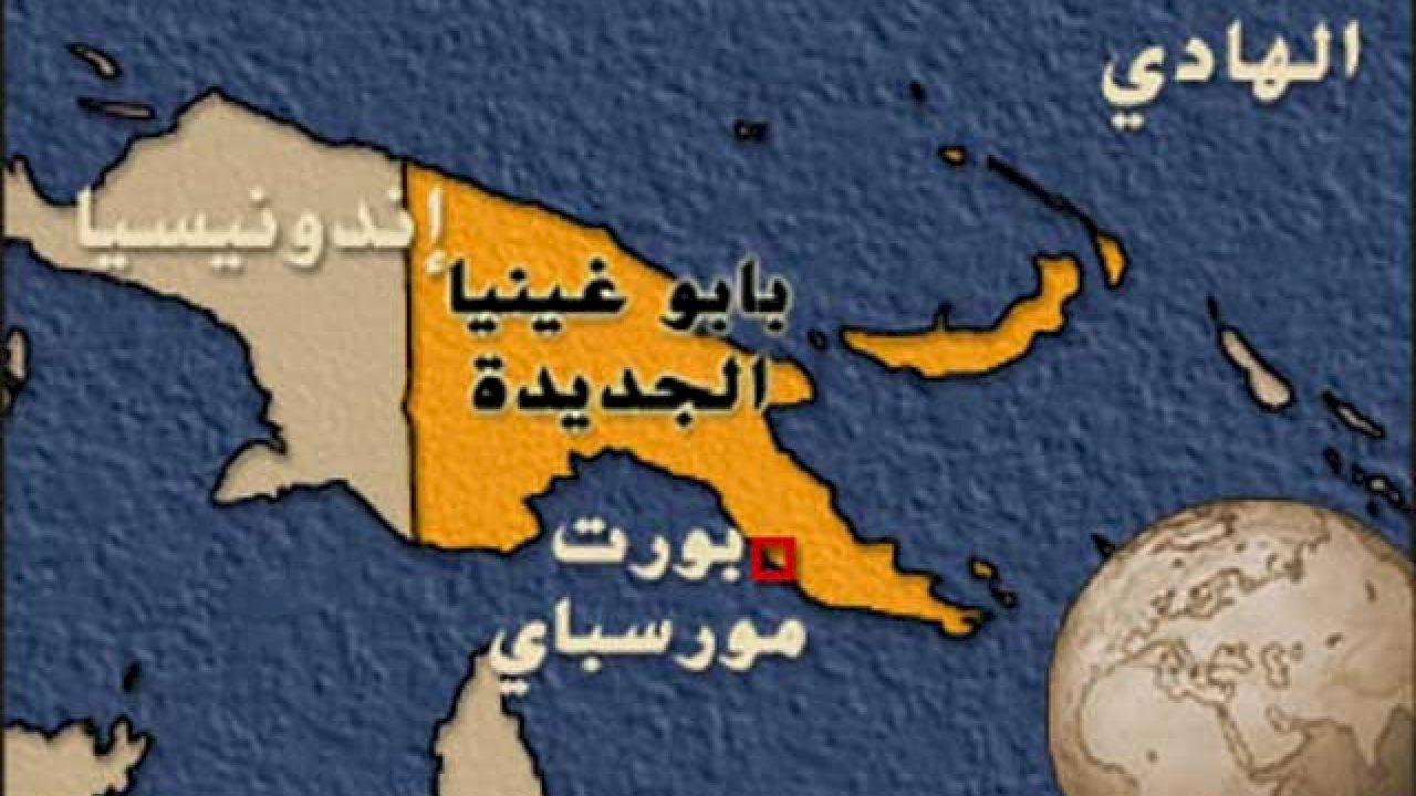أين تقع غينيا