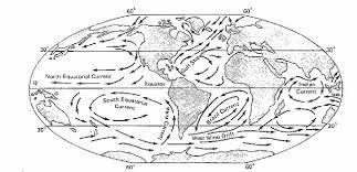 Image result for ocean currents worksheet middle school