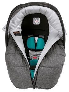 IGLOO Car Seat Cover for Peg Perego Primo Viaggio 4-35 : Winter Pocket/Bag : Car Seat Accessories : Car Seats : Travel : BABYRAMA Total Baby Store Ltd.