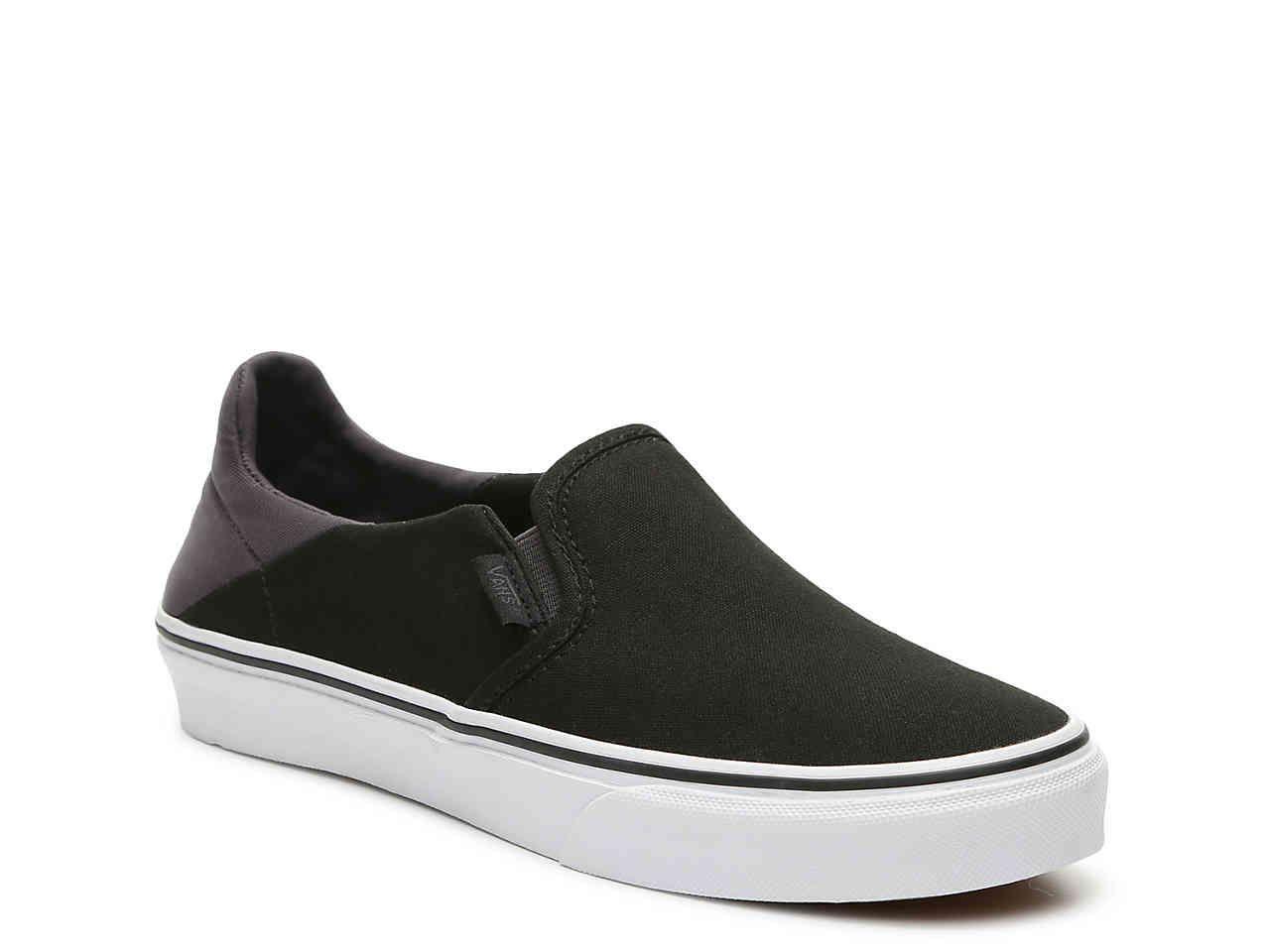 Vans Asher Flex Slip-On Sneaker - Women