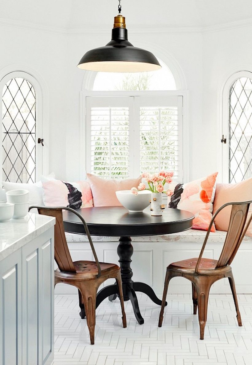 Weekend Notes | Circle table, Kitchens and Dining
