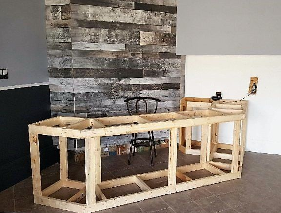 How To Build A Diy Garage Bar Diy Home Bar Bars For Home Man Cave Home Bar