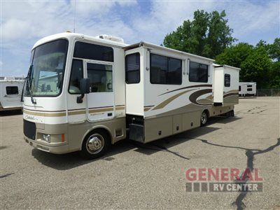 Used 2001 Fleetwood Rv Southwind 36t Motor Home Class A At General