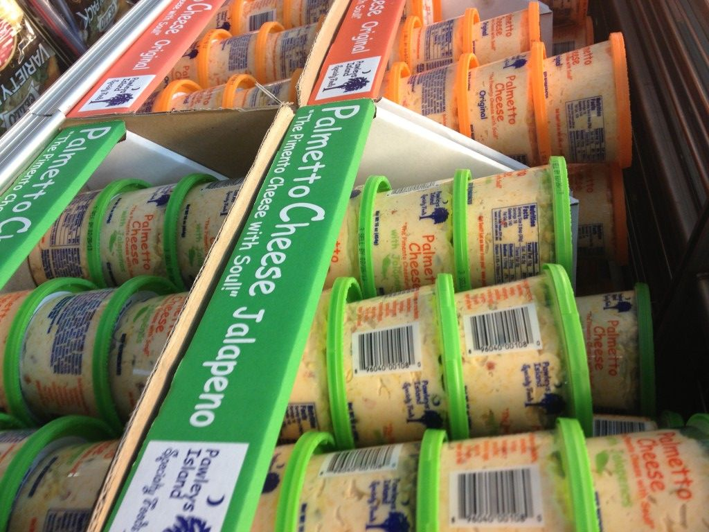 16oz Palmetto Cheese Original and Jalapeno at Costco is now ...