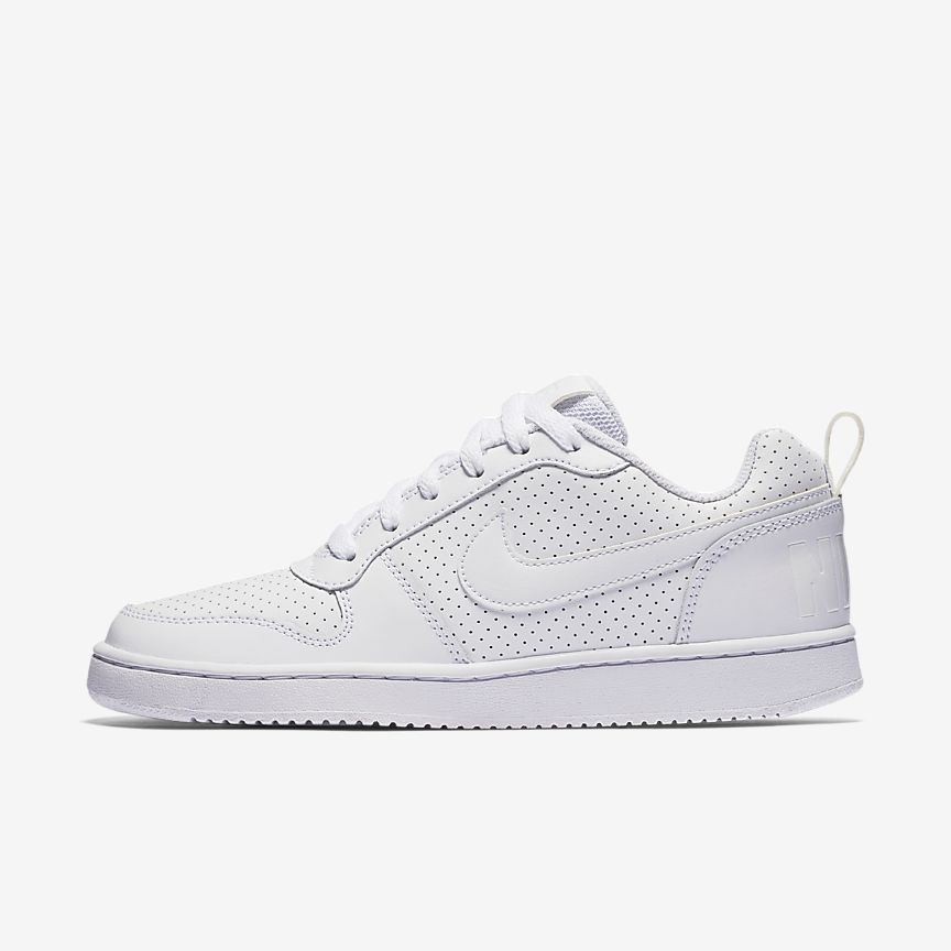 Chaussures Nike Court Borough roses