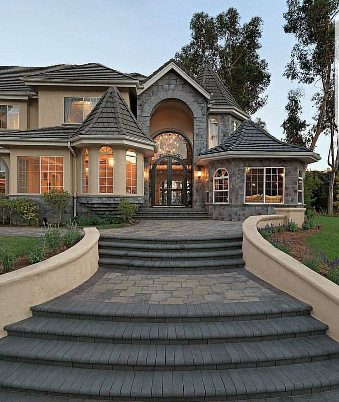 Amazing Ideas To Design The Home Of Your Dreams To See More Click On The Image Luxury Luxuryhomes H Dream Home Design House Designs Exterior Dream Mansion