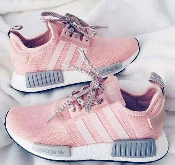 zapatillas adidas mujer nmd rosas