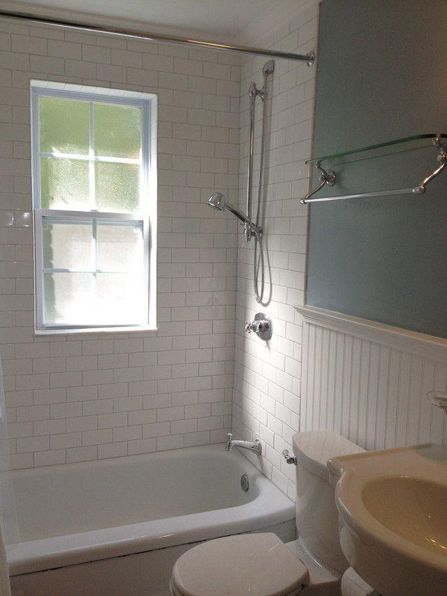 Window Over Bathtub And In Shower Bathrooms Forum Gardenweb