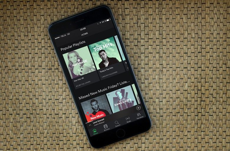 Spotify may block free users from listening to new music