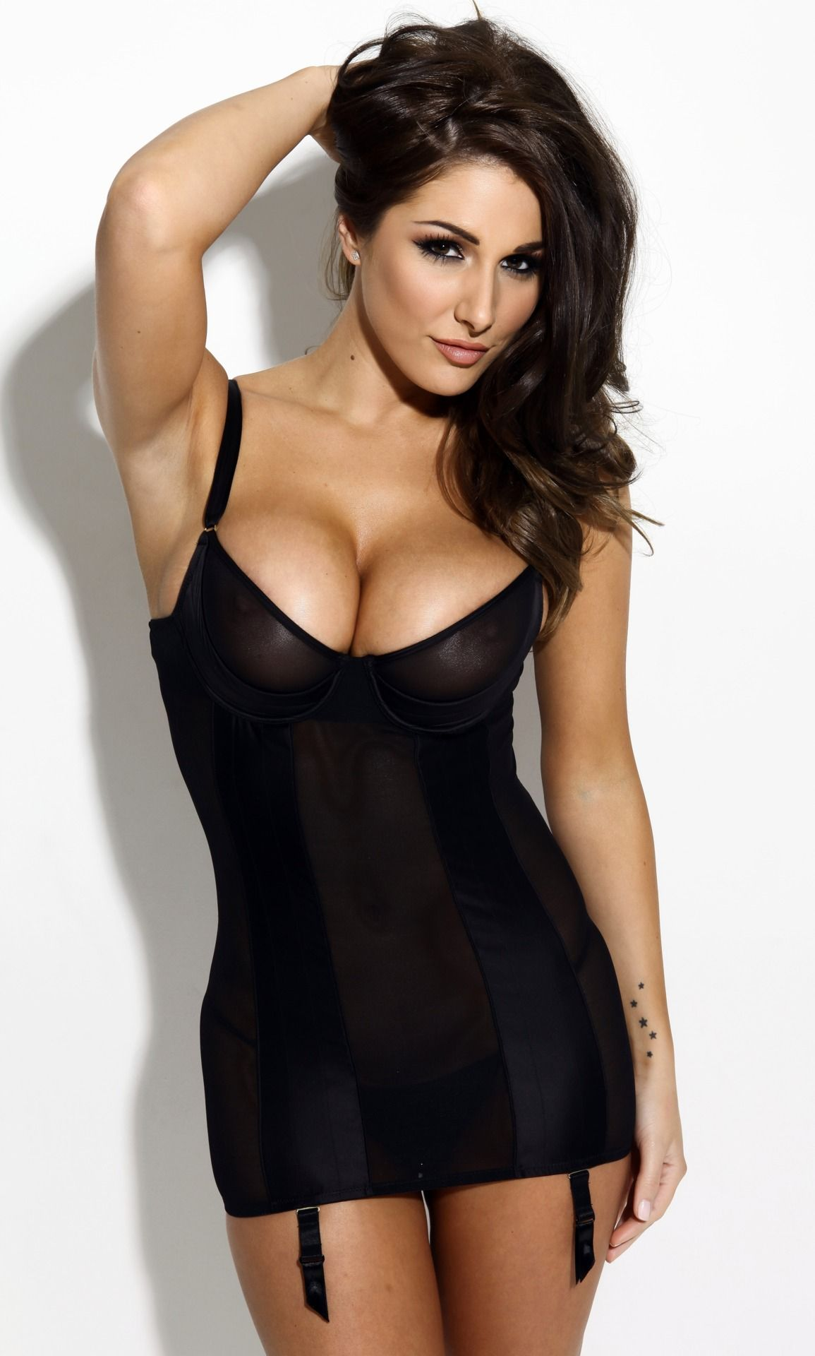 Watch Lucy pinder lingerie video