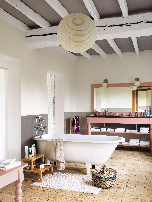 Kreative Wandgestaltung mit Farbe Ideen für jedes Zimmer ...