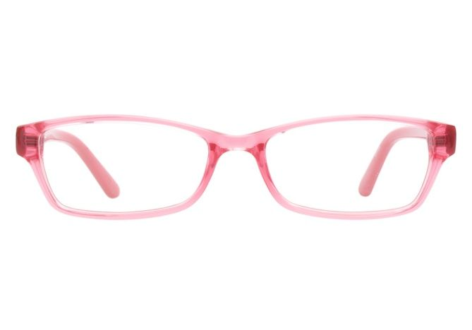 58be914d117d Lacoste L3608 662 Rose eyeglasses pair a classic frame shape with a fun  colour for a feminine