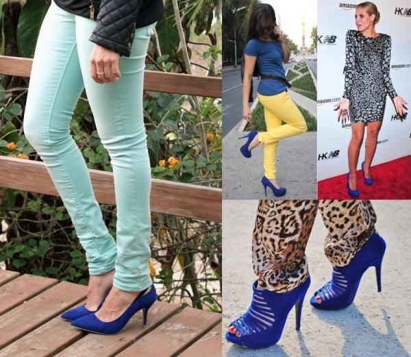 ab6e0a17f072d Otras opciones para combinar zapatos azules