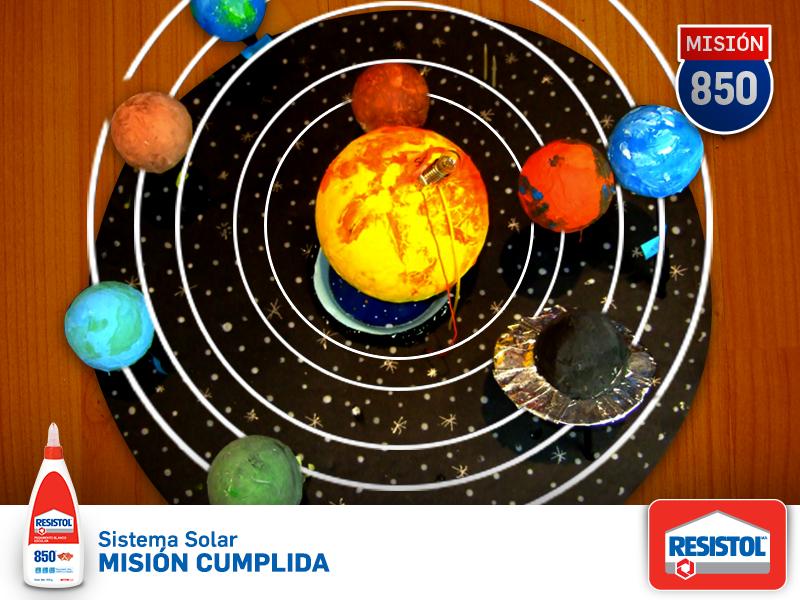 Pin De Resistol Mexico En Manualidades Con Resistol Sistema Solar Maqueta Manualidades Escolares Proyectos De Sistemas Solares