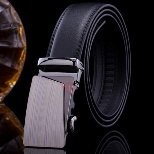 #AdoreWe #TideBuy TideBuy Alloy Buckle Mens Automatic Belt - AdoreWe.com