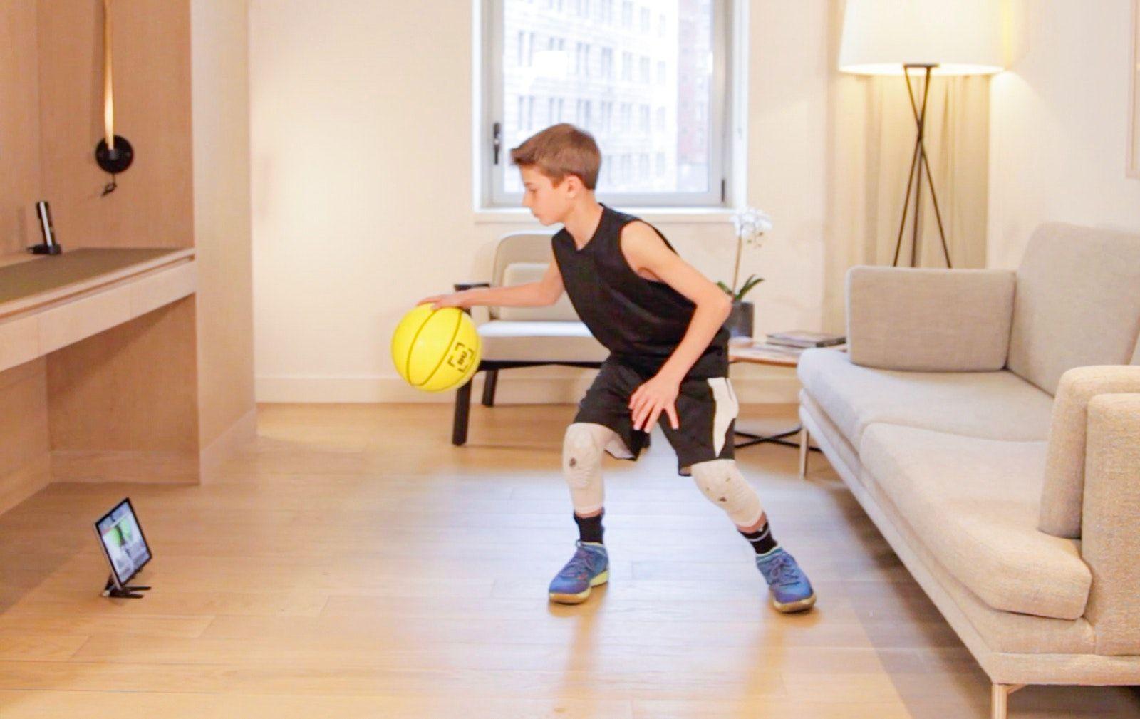 Smart Basketball By Du In