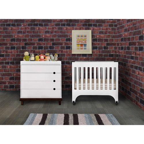 Best Baby Mod Dylan Mini Crib Walmart Com Mini Crib White 640 x 480
