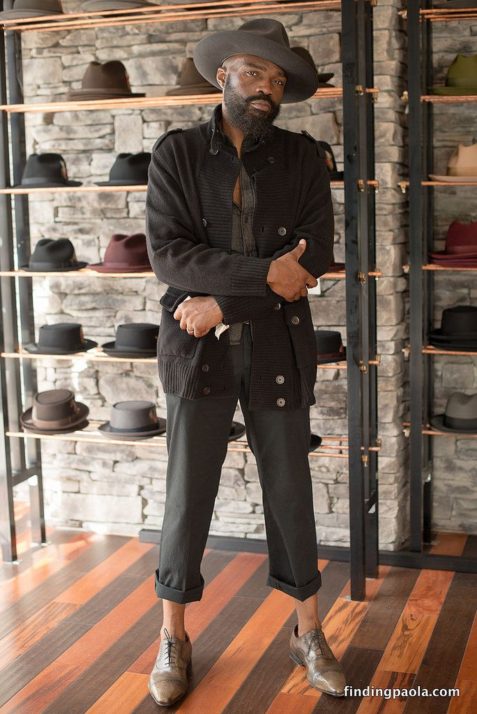 7f13e74158815 Shopping in Harlem  Flamekeepers Hat Club