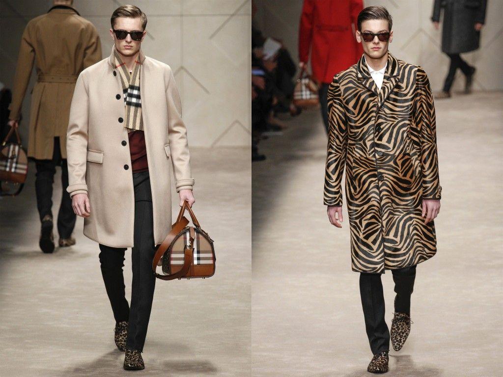 Burberry FW 2014 | Milano Fashion Week Man