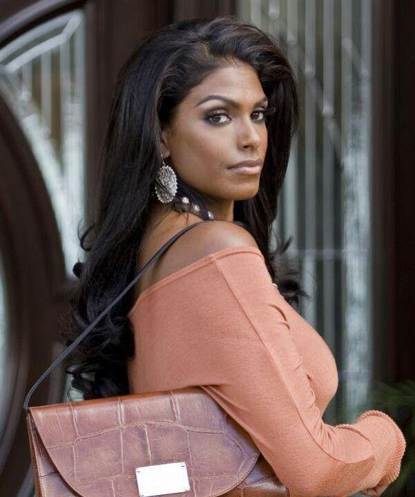 Love Her Hair Length  Hair In 2019  Black Indians -1858