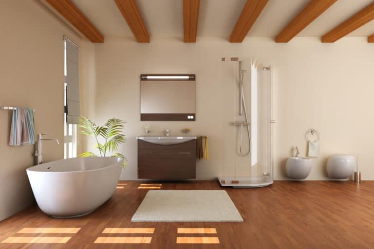 Pros And Cons Of Bamboo Flooring In A Bathroom Goruntuler Ile