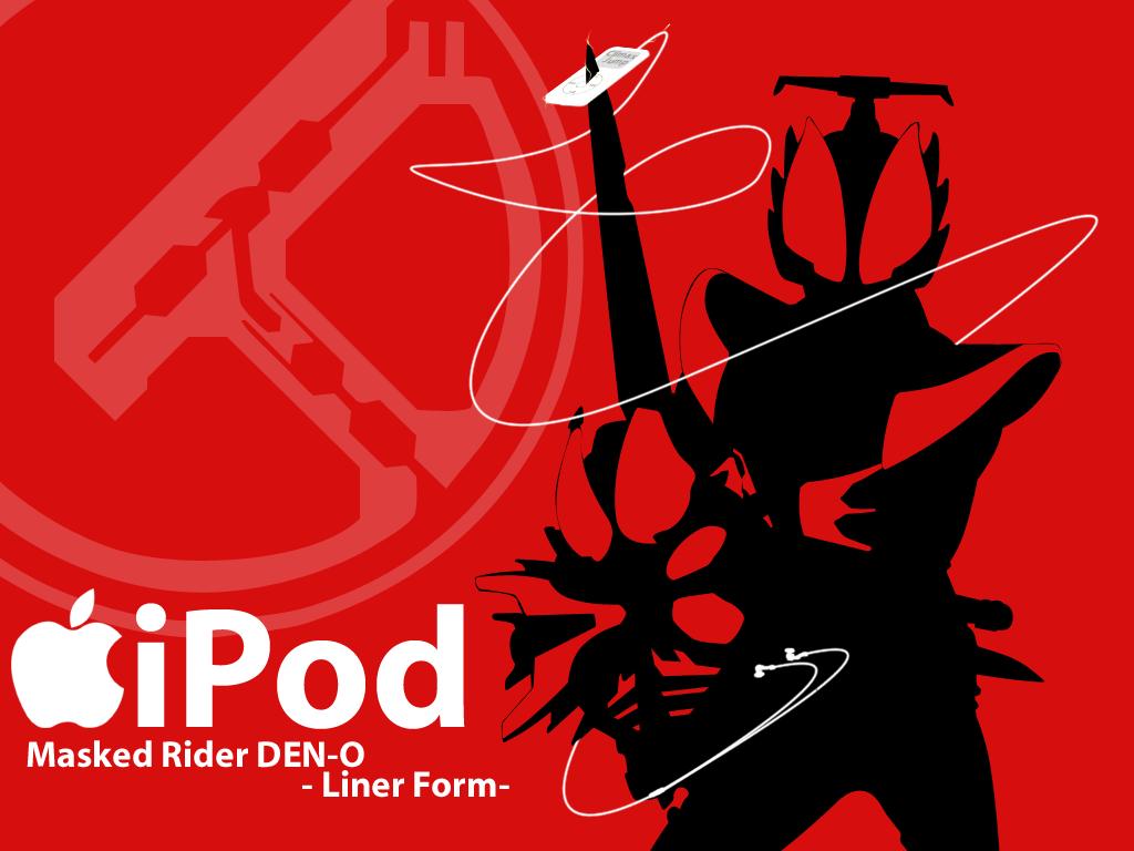 Den O Liner Form Ipod Version 電王 壁紙 風
